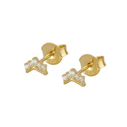 Sterling Silver Ella Earrings