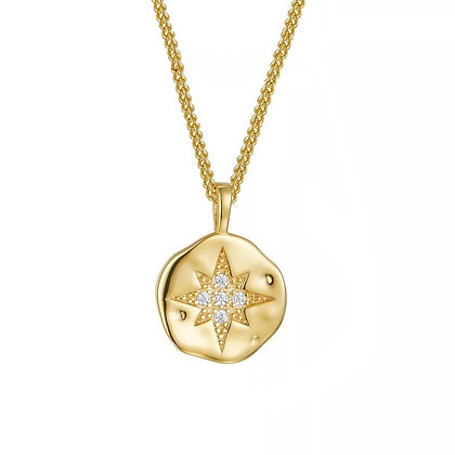Gold Plated Twilight Necklace