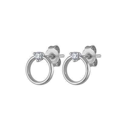 Sterling Silver Ava Earrings