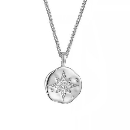 Silver Plated Twilight Necklace