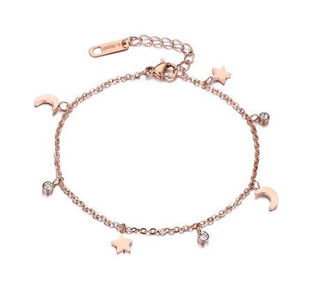 Moon Star Bracelet