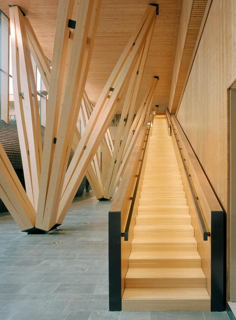 Metla House, Photographer : Jussi Tiainen; Designer / Manufacturer Architectural firm Sarc Oy