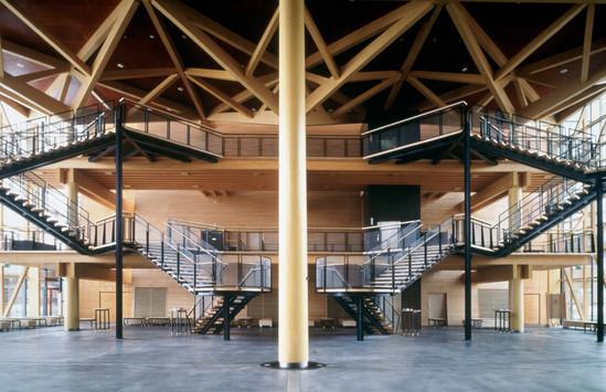 Sibelius Hall, Photographer: Mikko Auerniitty; Designer / Manufacturer: Artto Palo Rossi Tikka Oy