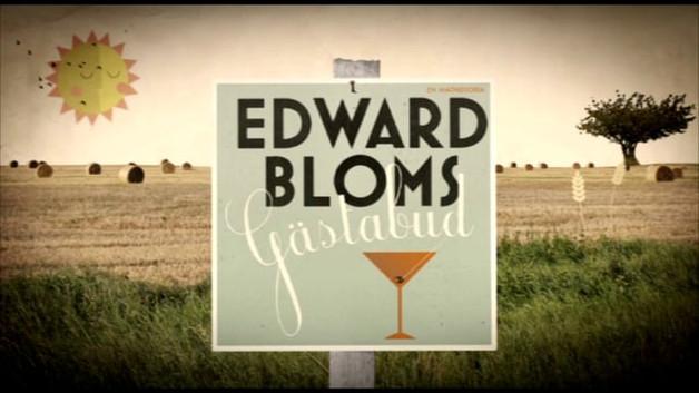 Edward Bloms gästabud