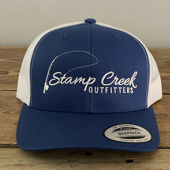Royal-White Stamp Creek Outfitters