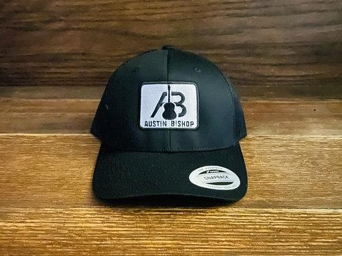 AB Black Trucker Hat