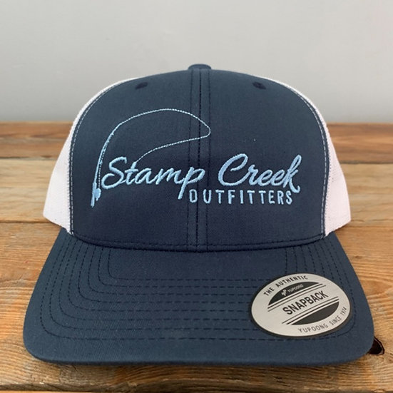 Blue-Light Blue Stamp Creek Outfitters