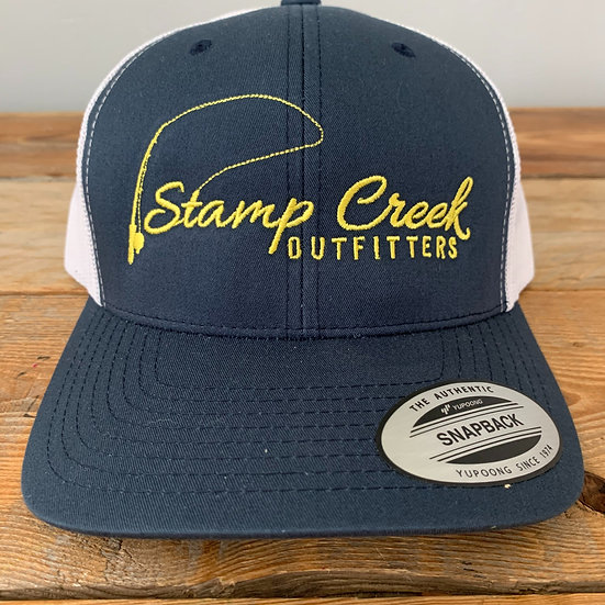 Blue-Yellow Stamp Creek Outfitters