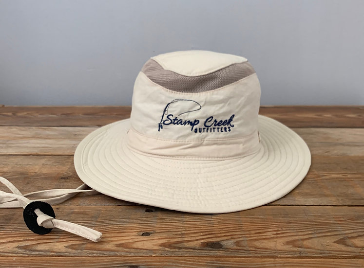 Stone-Navy Bucket Stamp Creek Outfitters