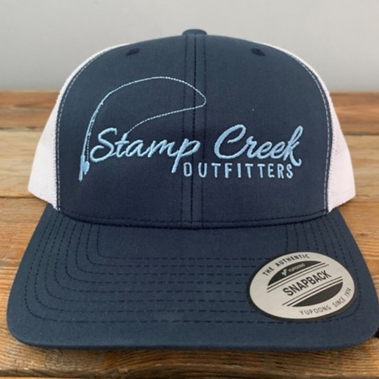 Navy-Light Blue Stamp Creek Outfitters