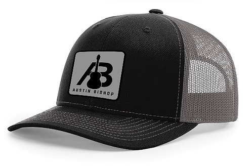 AB Black Trucker Hat