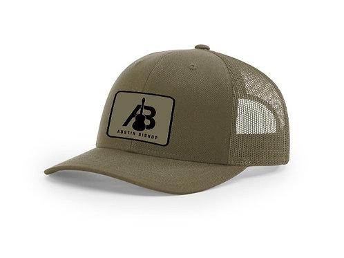 AB Olive Trucker Hat