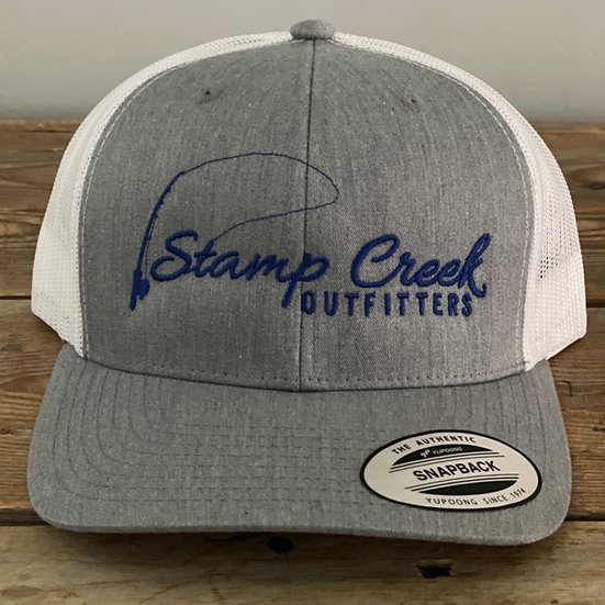 Gray-Royal Stamp Creek Outfitters