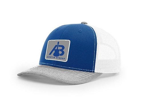 AB Blue-Gray Trucker Hat