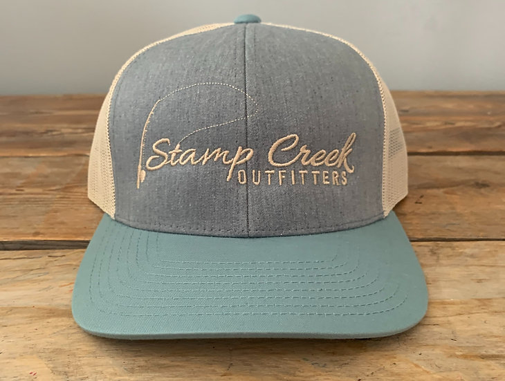 Two-Tone Light Stamp Creek Outfitters