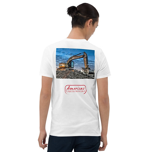 Excavator + Sunset T-shirt