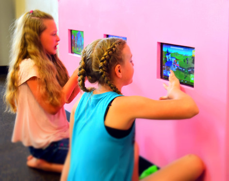 Visiting Montana? kids love Sprouts Club's indoor playground and hourly daycare facility. Rated the best in the Valley.