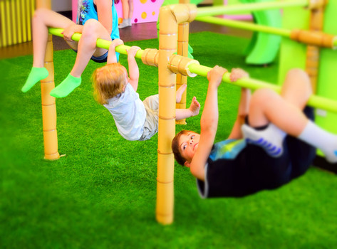 Kids indoor playground and play place. Located in Kalispell Monatana.