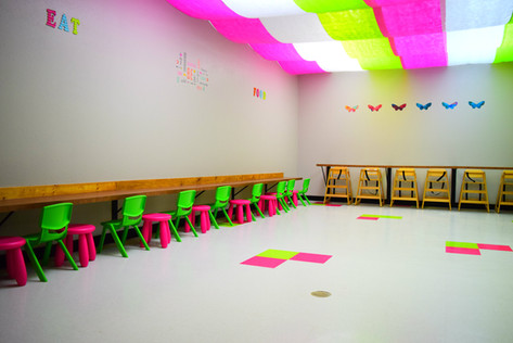 Hourly daycare and indoor playground for all children in Kalispell, MT.