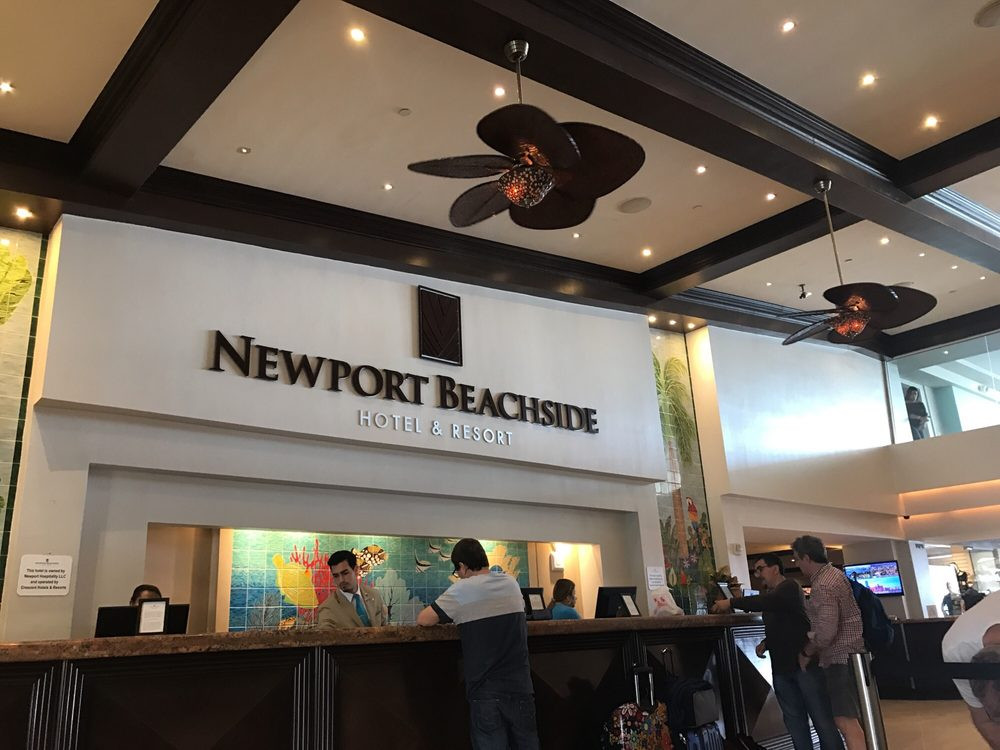 Newport Beachside