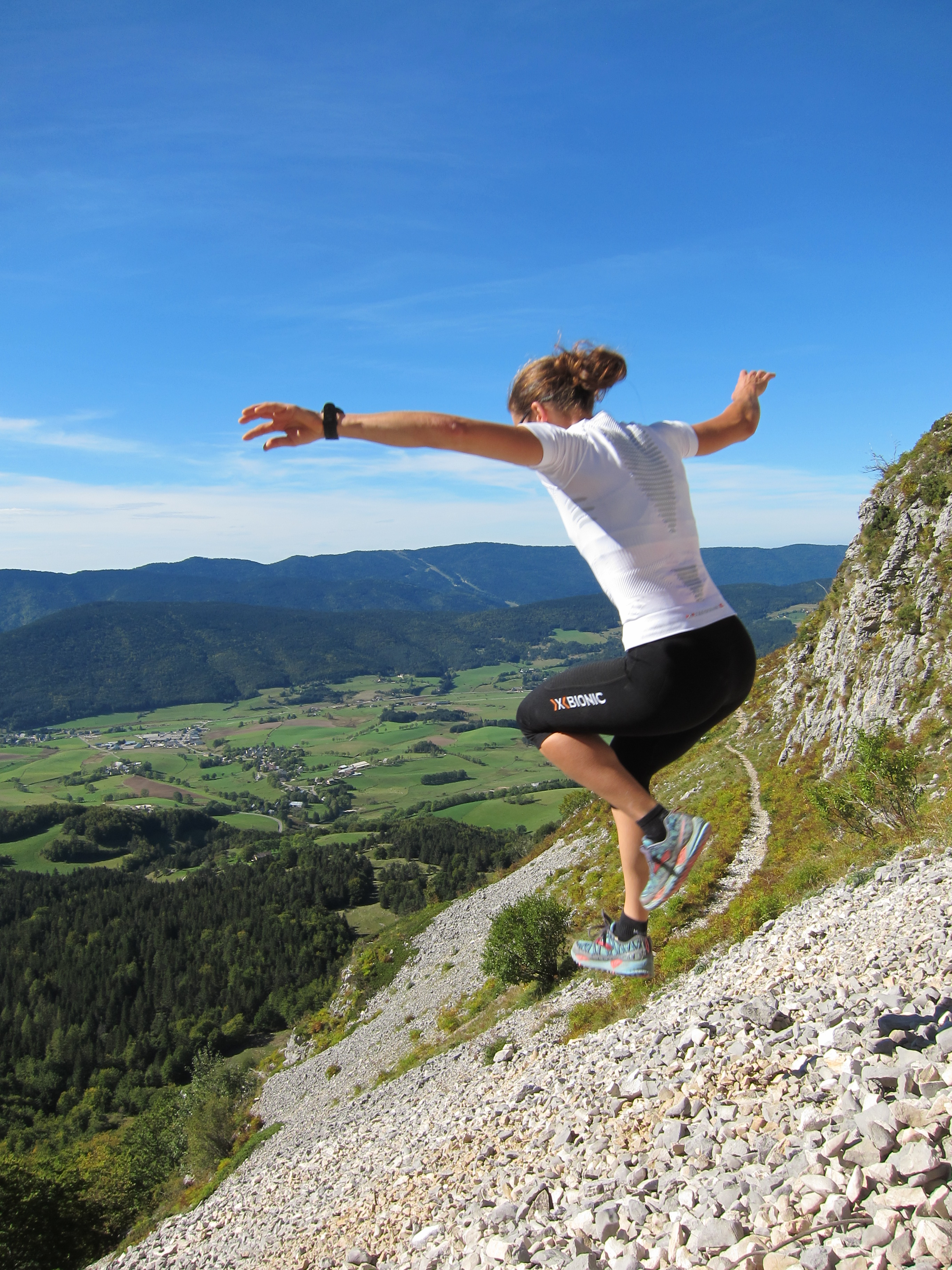 Trail Vercors Manue Zanders
