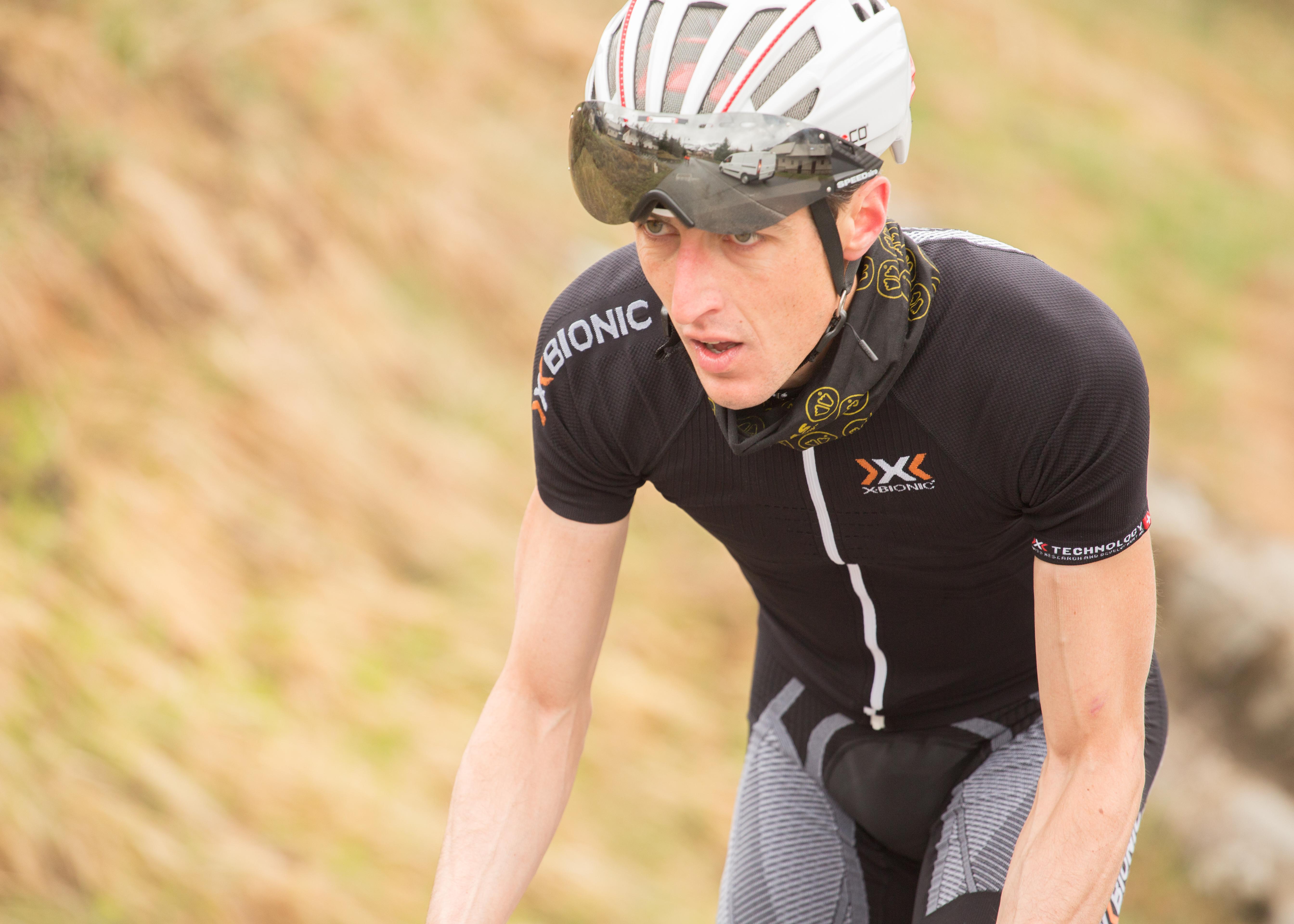 Jérémy Pouge vélo Vars