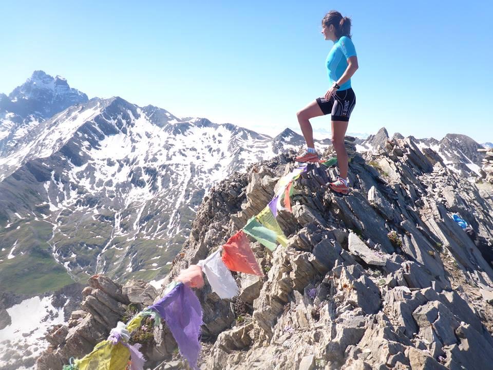 Delphine Roux Queyras trail