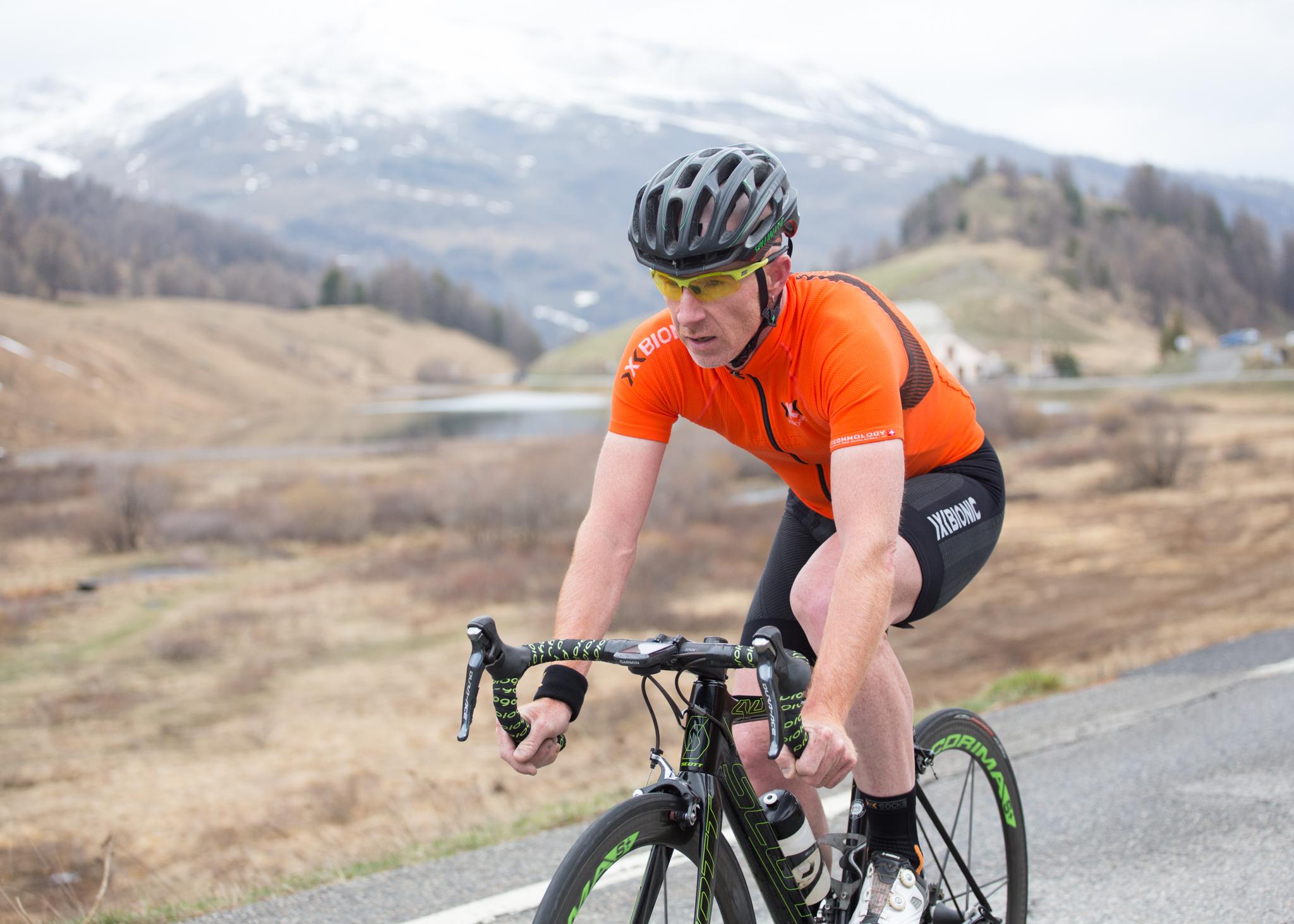 Lionel Genthon vélo Vars