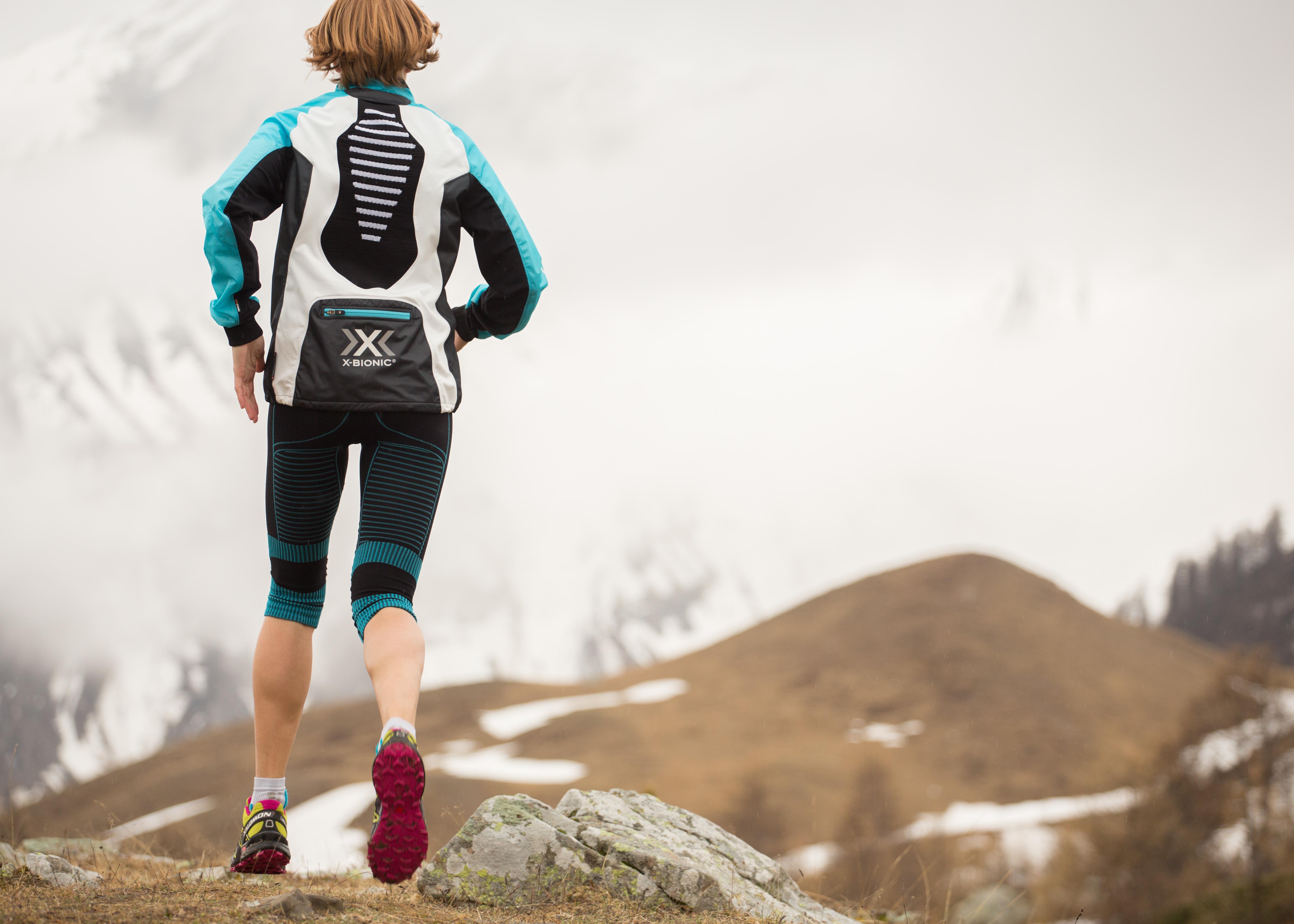 Céline Dodin Trail Vars