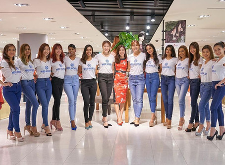 Official footwear brand of Miss World Singapore