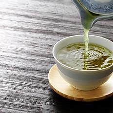HOT GREEN TEA