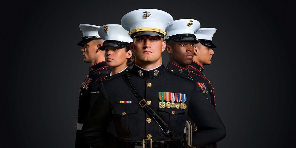 244th Marine Corps Birthday Party Celebration.
