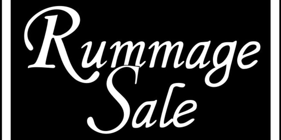 Community Charity Rummage Sale