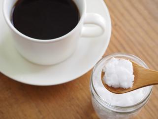 CAFÉ + ÓLEO DE COCO, ENERGIA QUE DÁ GOSTO!