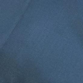 Steel Blue Taffeta