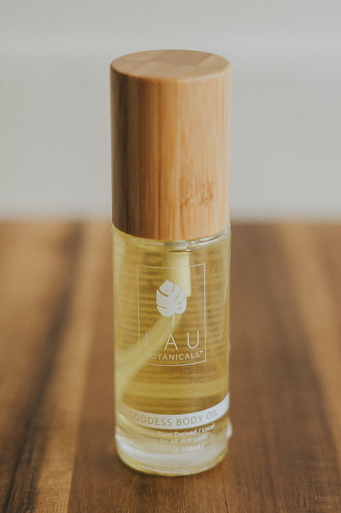 Lau Botanicals Goddess Body Oil 1.35 fl. oz.