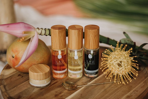 Lau Botanicals Ritual Collections