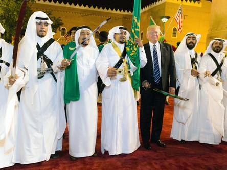 Водораздел по линии Катара: как визит Трампа в Эр-Рияд расколол Ближний Восток