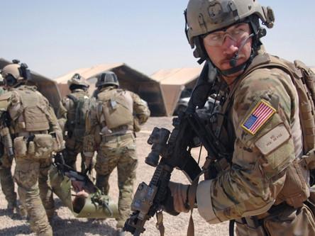 США тихо уходят из Сирии: почему коалиция затаилась после прорыва проиранских сил к границе с Ираком