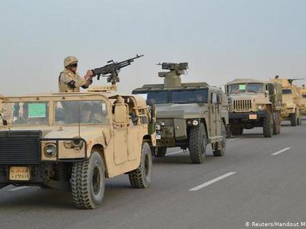 Вмешательство Египта в ливийский конфликт