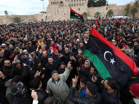 Про ливийский кризис