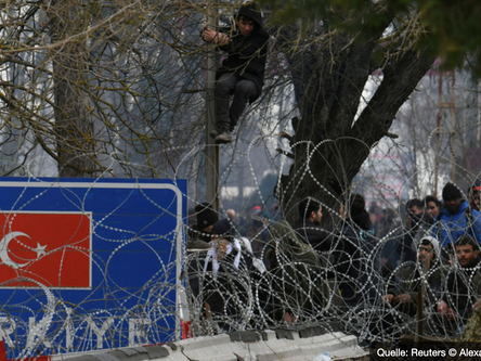 Российский эксперт по Ближнему Востоку: «Эрдоган проводит политику шантажа»