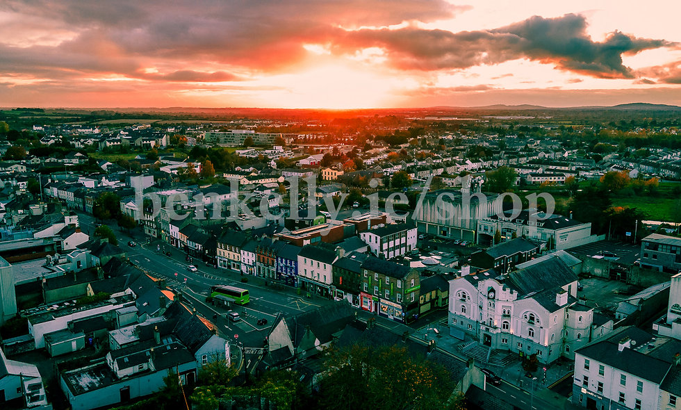 Sunset Naas South