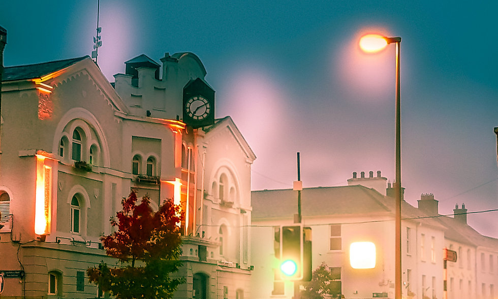 Fog Townhall