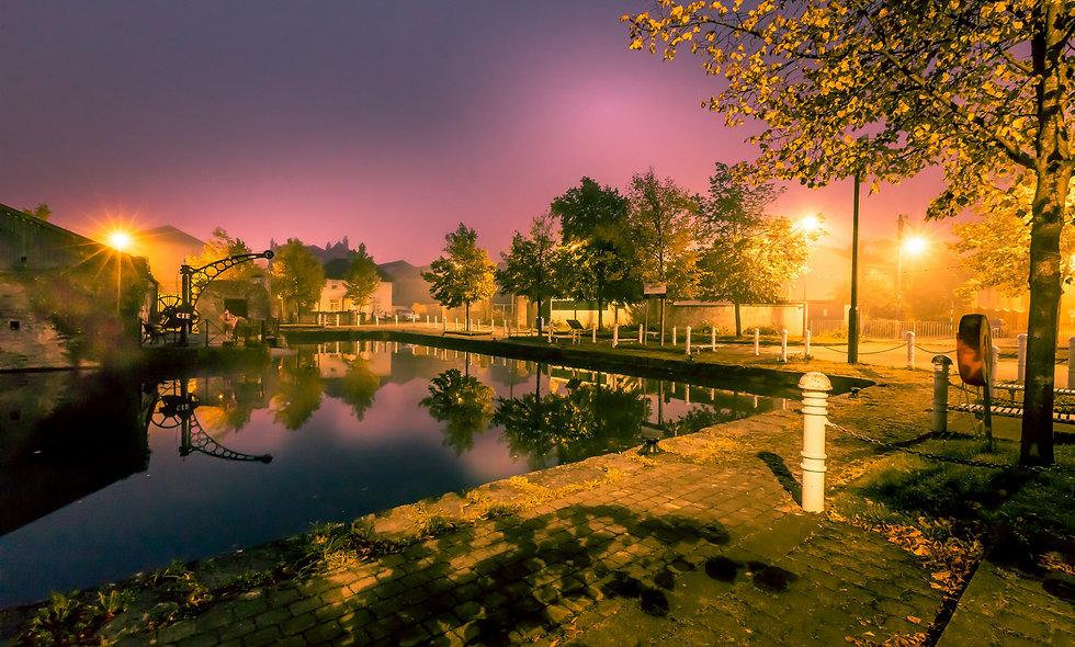 Fog Harbour Colour