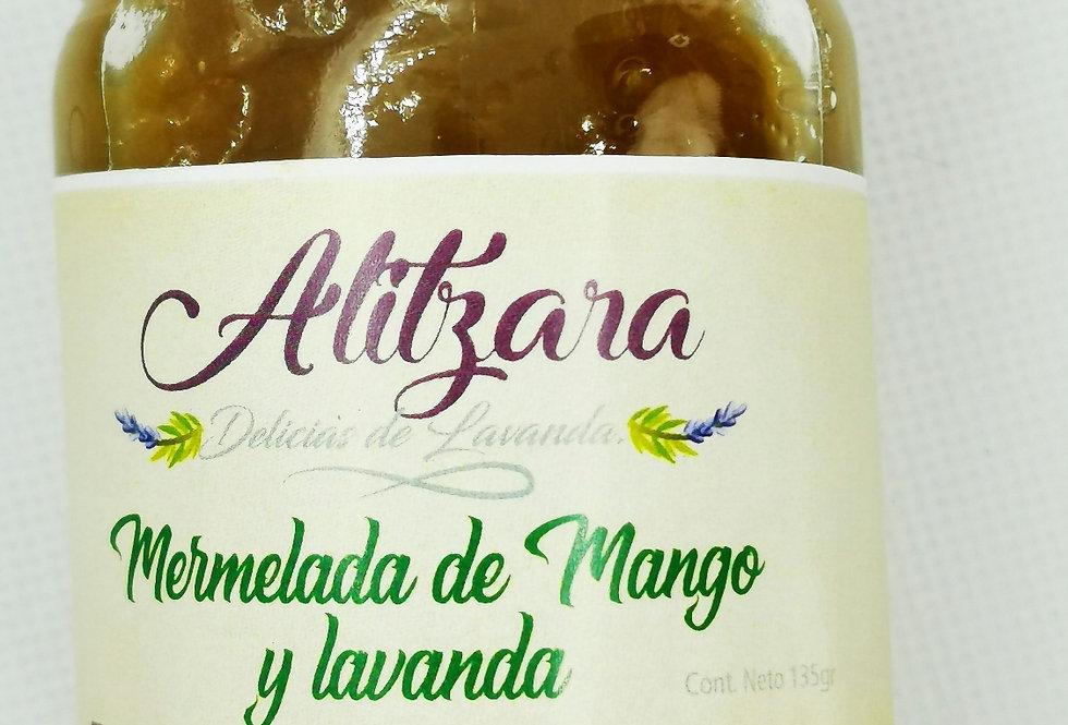 Mermelada de Mango y Lavanda - Alitzara