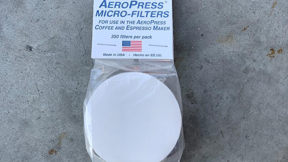 AeroPress Micro-Filters (Pack 350)