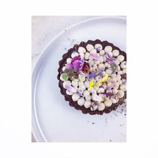 🌱P L A N T B A S E D 🌱  cocao ganache