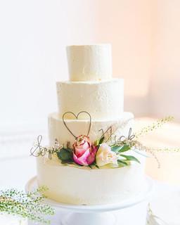 wedding _ cake  Thank you _kirstymackenz