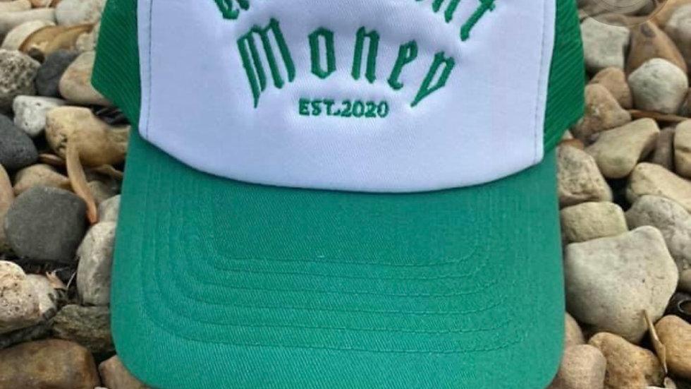 Green -Trucker Hat